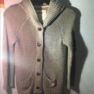 PINK Victoria Secret Gray Sweater